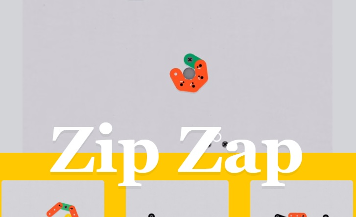 Zip-Zap gratis su AppStore