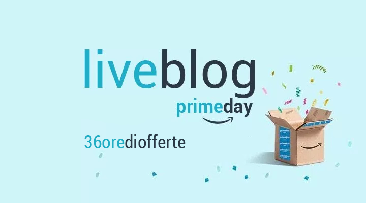 Liveblog Primeday 2017 – Concluso