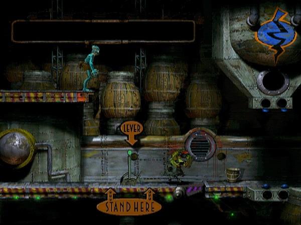 Oddworld: Abe's Oddysee gratis su GOG
