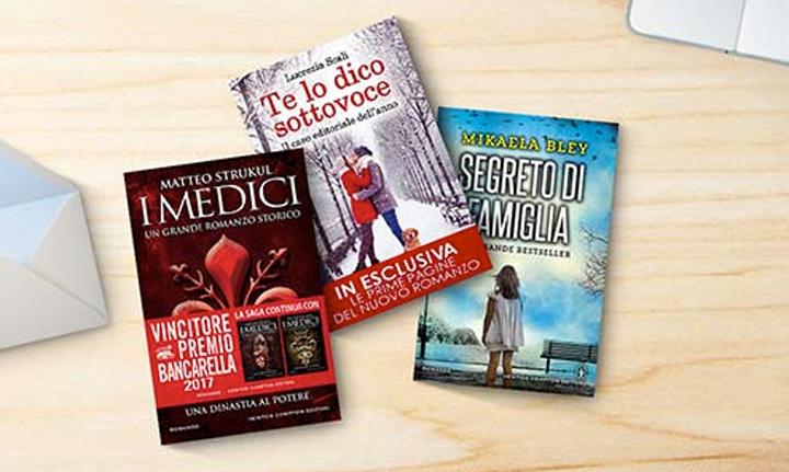 eBook gratis su Amazon iscrivendovi alla newsletter dell'offerta lampo