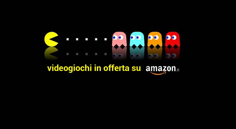 Videogiochi in offerta su Amazon.it – Agg. 25/06/2018