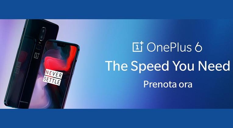 Oneplus 6 128gb già scontato di 30€ (venduto e spedito da Amazon) – Agg. 15.40