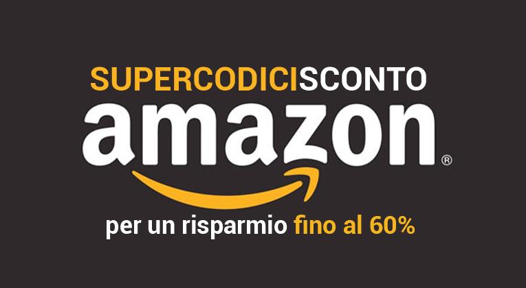 Super Codici Sconto per un risparmio fino al 60% su tantissimi prodotti – Scadenza 21->30/06/2018