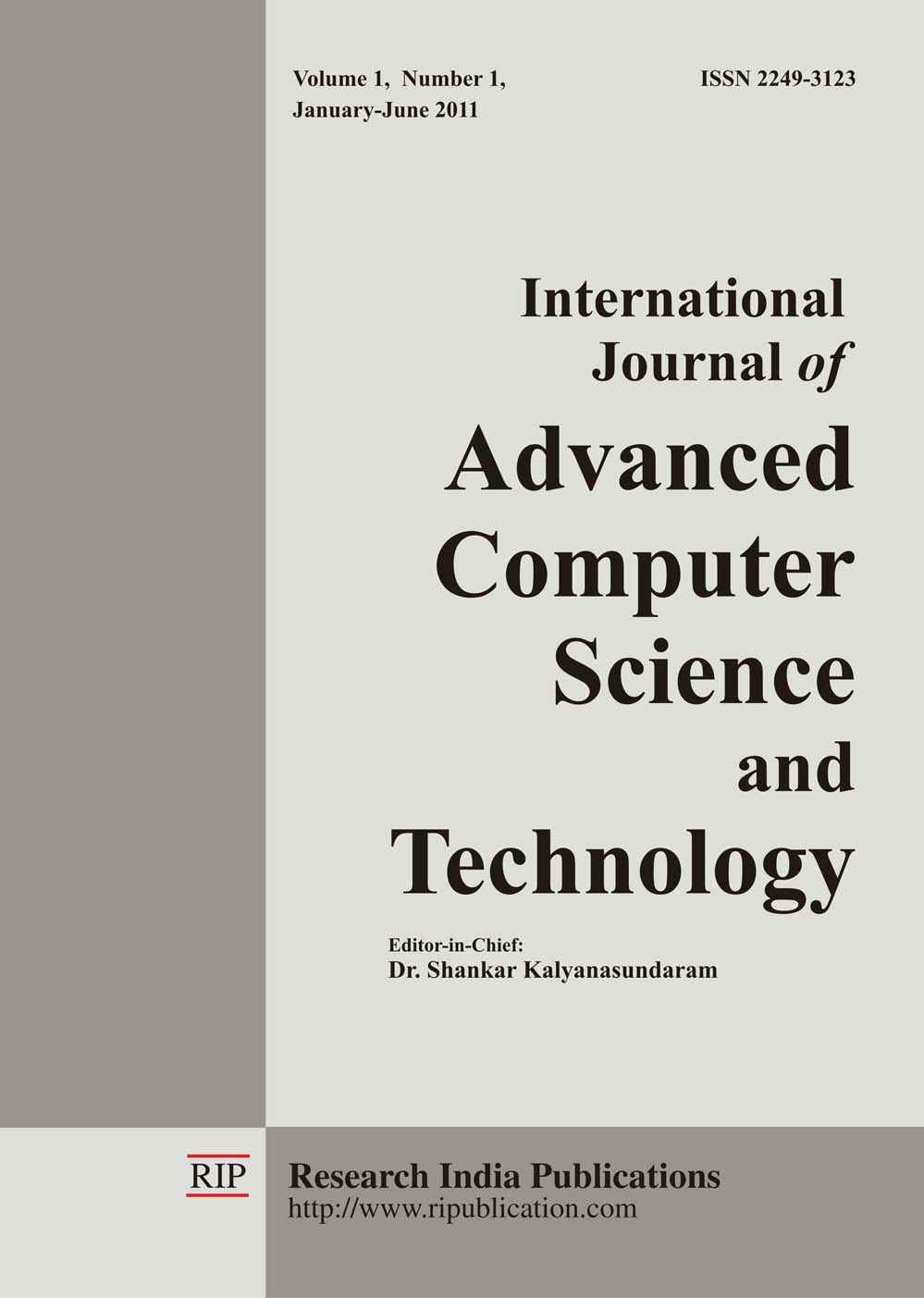 Database Security Journal Papers