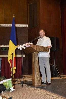 """Dr. Dorinel Stan, președintele Asociației """"Românii Independenți din Serbia"""""""