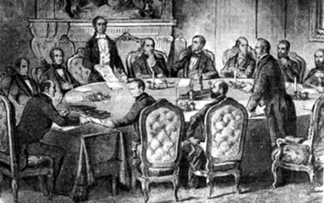Conferința de la Paris, 1856