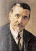 Mokranjac - portret, autor Uroš Predić
