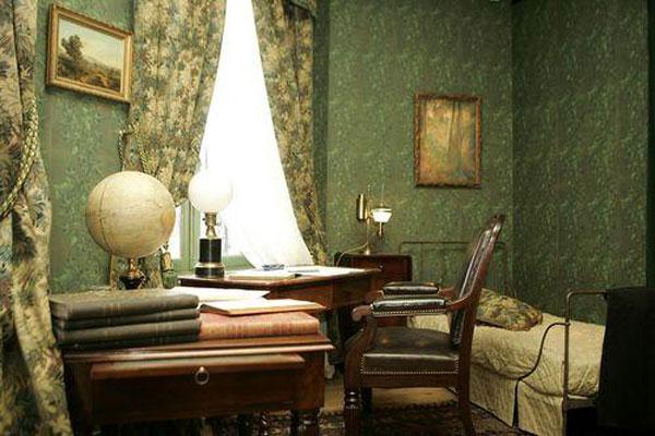 Biroul lui Jules Verne