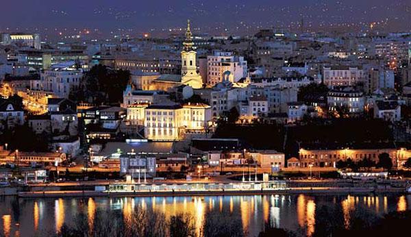 Capitala Serbiei, Belgradul