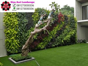 Jasa Pembuatan Vertical Garden Jombang, Tukang Taman Vertikal