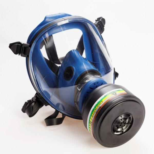 Masque intégral pour gaz acides