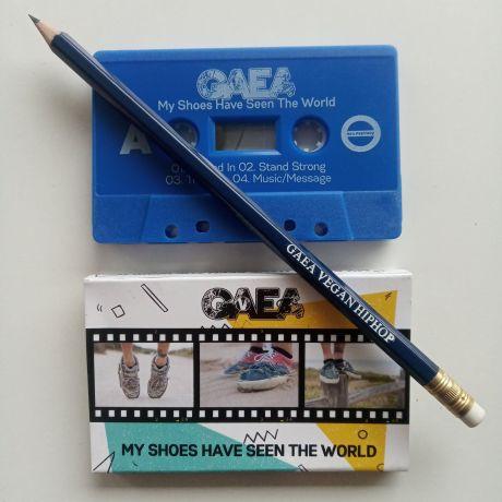 GAEA blue tape