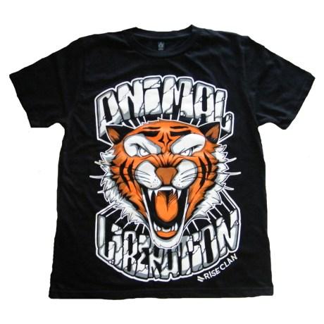 Tiger Tshirt 4 colours