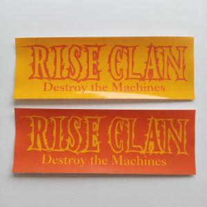 destroy the machines rise clan sticker