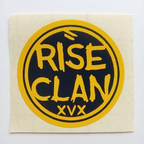 rise clan xvx sticker