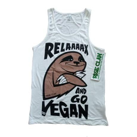 sloth tank top