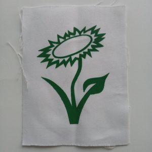 vegan flower patch