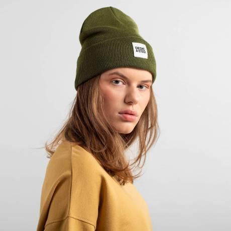 beanie green 2