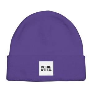 beanie purple 1