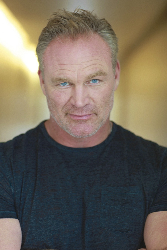Movie Star And Former NFL Player Brian Bosworth Risen