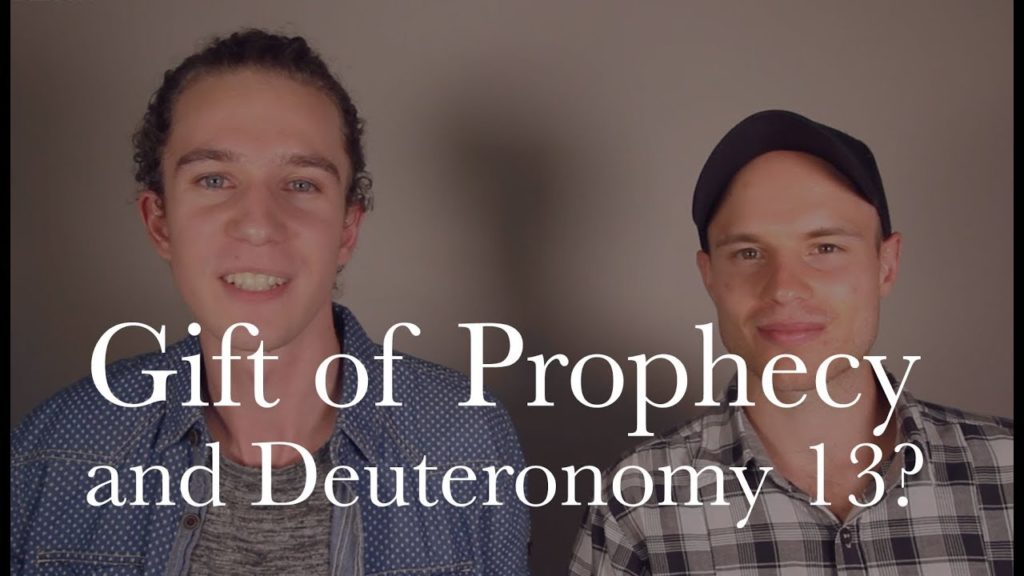 ╫ Gift of Prophecy VS. Office of Prophet | Discussion w/ David Bergh, PD vd Westhuizen