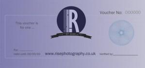 Rise Photography Voucher
