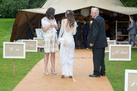 Wedding at Gawsworth Hall