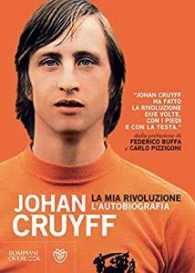 Copertina autobiografia Johan Cruyff - Riserva di Lusso