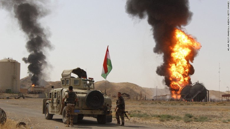 160731080404 01 kirkuk oil field 0731 exlarge 169 - ISIS in Kirkuk: What's Happening and What it Means