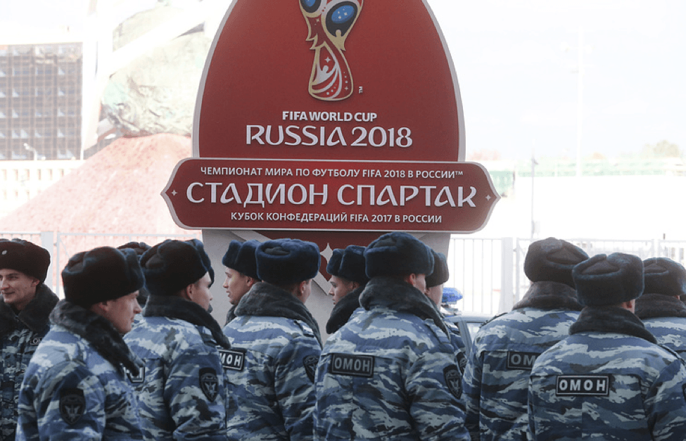 FIFA World Cup 2018: Russia taking security measures to prevent terrorist attacks during tournament