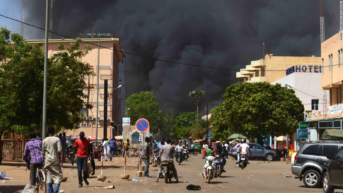 Jihadist Violence in Burkina Faso