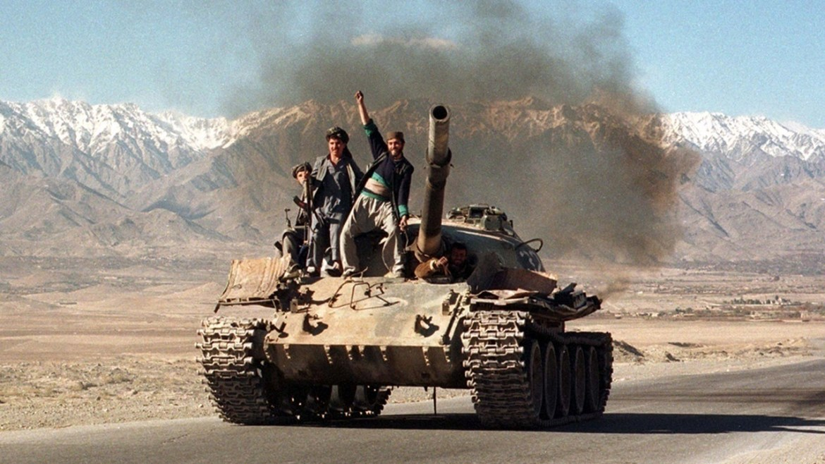 Taliabn - The 40-year Afghan War and the Everlasting Hope for Peace