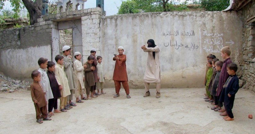 37 ISISTRAININGKIDS - Special Report On Child Terrorists and Violent Extremism in Afghanistan