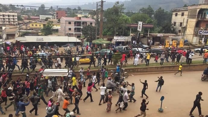 The Origins of the Anglophone Crisis in Cameroon