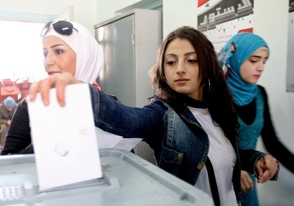 2018 09 30 Kate Pic - Voting in Syria: Elections Signal an End to ISIL