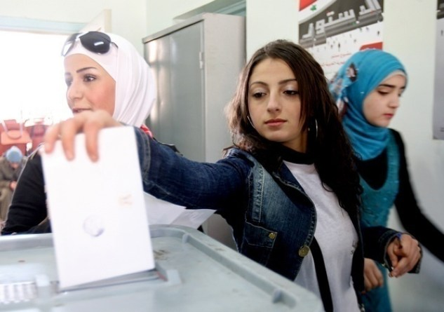2018 09 30 Kate Pic 300x211 - Voting in Syria: Elections Signal an End to ISIL