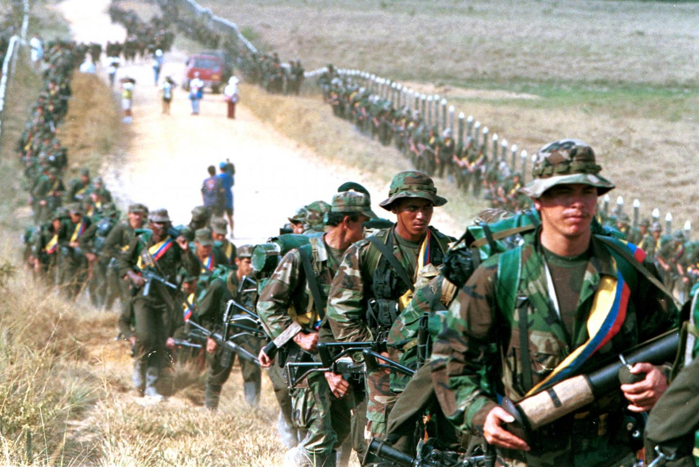 Colombia After FARC