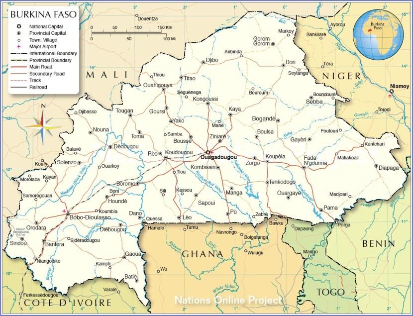 burkina faso - Burkina Faso: Local Instability, Global Implications