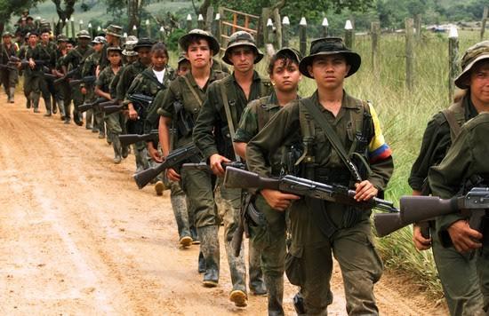 colombiafuerzasarmadas - Guerrilla Warfare in Latin America