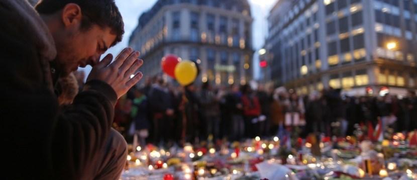Pray - The Psychological Battle Against Terror