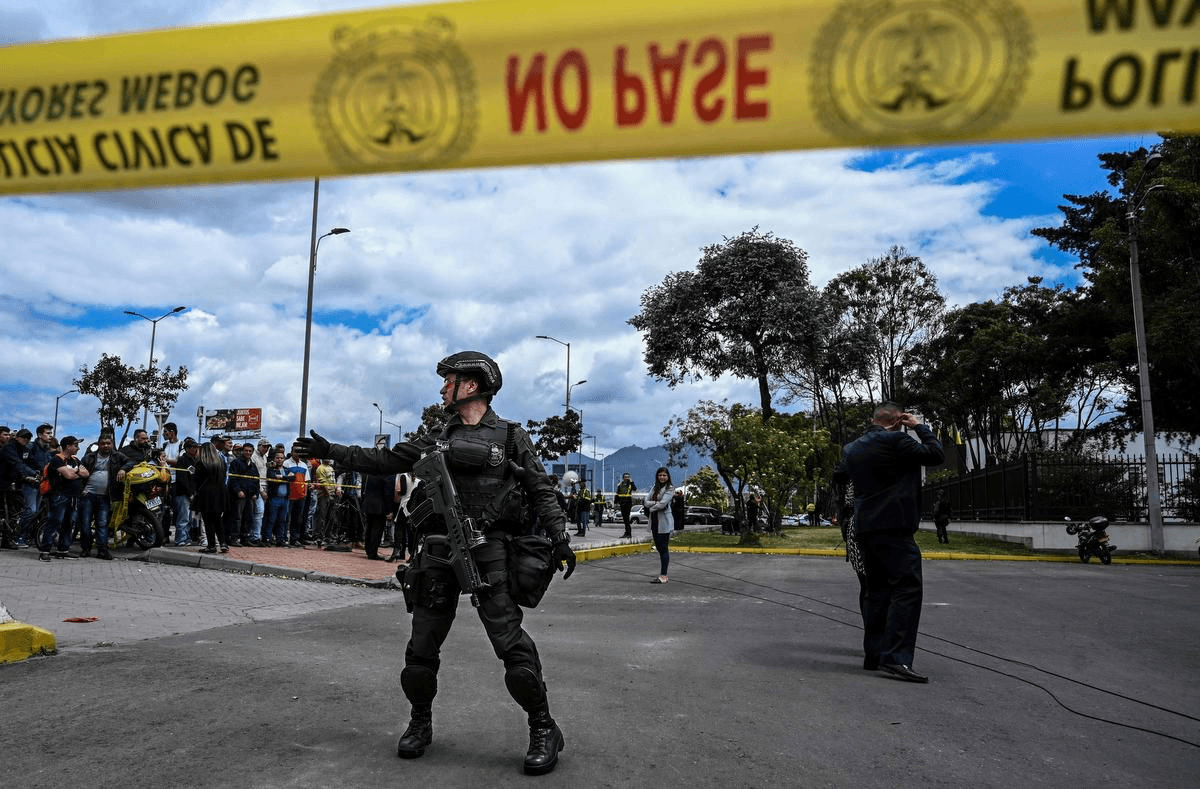 Old Crisis Sparks Anew: The Bogota Car Bombing