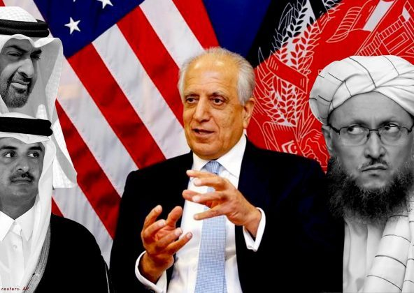 Gulf Rivalries and the Afghan Peace Talks