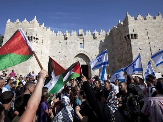 The Israel-Palestine Conflict and the Rise of Hamas