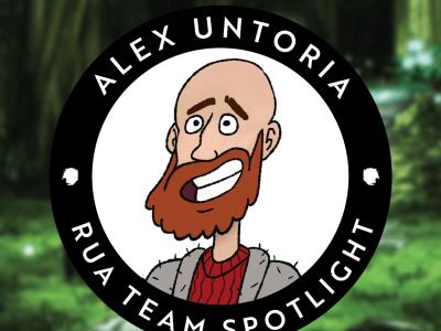 RUA Team Spotlight: Alex Untoria