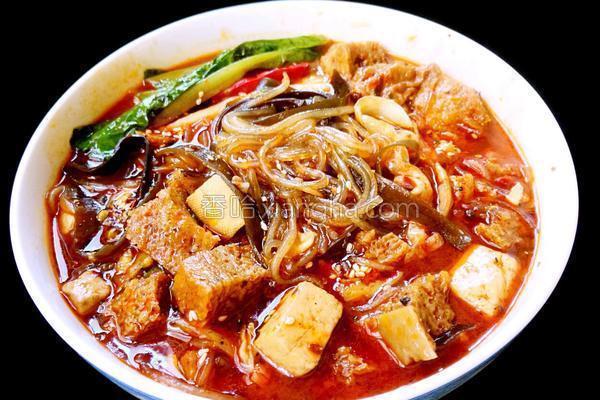 Ma La Tang - cena di capodanno lunare cinese 2020