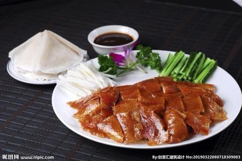 Anatra alla pechinese - cena di capodanno lunare cinese 2020
