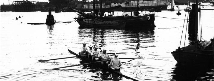 Erster Kieler Ruder-Club von 1862 - erster Ruderverein in Schleswig-Holstein