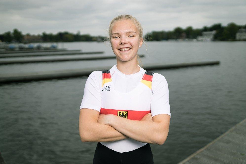 Judith Guhse. Foto: DRV/Schwier