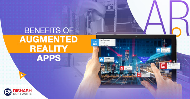 Augmented Reality Mobile App Benefits