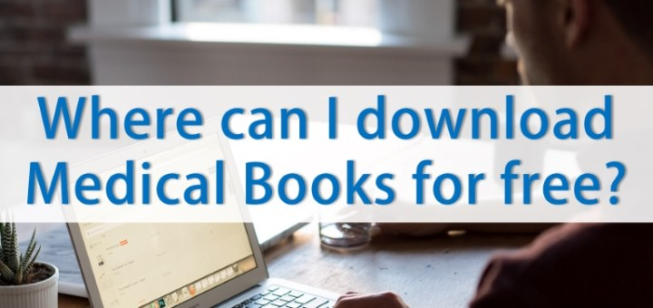 Where can I download Medical Books for free?